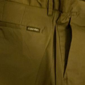 CALVIN KLEIN brand new stretch slim fit pant